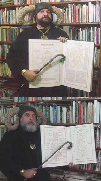 Flavio Calazans E Eliphas Levi