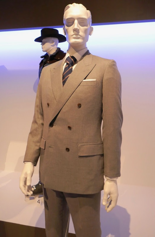 Colin Firth Kingsman Golden Circle Harry Hart suit