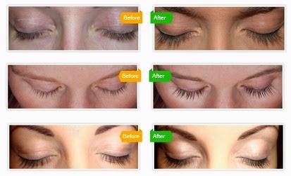Modeling Xlash Eyelash Enhancer.jpeg