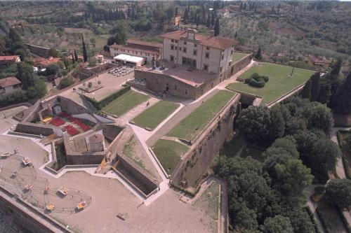 Historia y Genealogía: Fuerte del Belveredere, Florencia. Monte ...