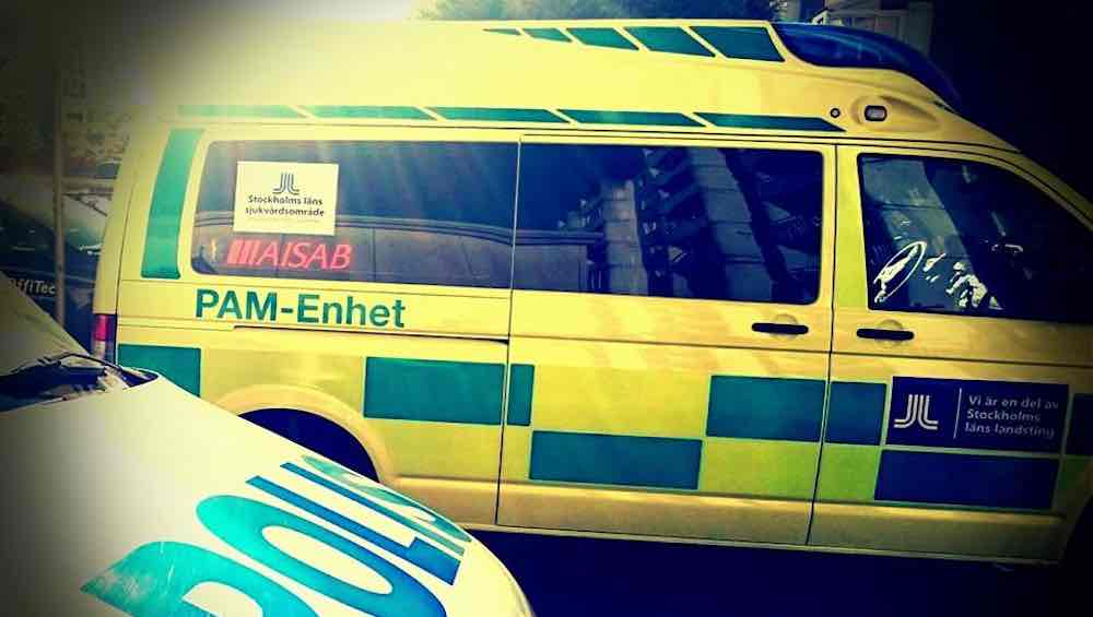 The First Ambulance For Mental Health Crises Worldwide Has Responded To Over 1,000 Individuals In Sweden
