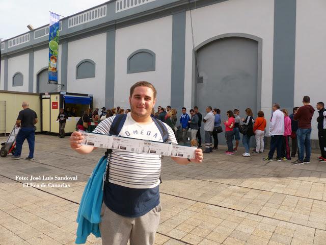 venta entradas final concurso murgas carnaval las palmas 2016
