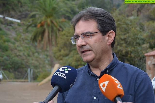 José Adrián Hernández Montoya valora como un hito para el campo palmero el nacimiento de Asguacan