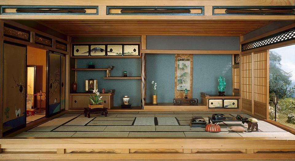 L 39 angolo giapponese casa tradizionale giapponese for Case tradizionali italiane