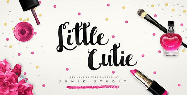 Little_Cutie_Free_Font