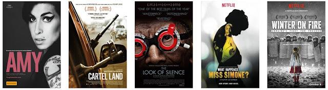 Nominaciones de los Óscars 2016