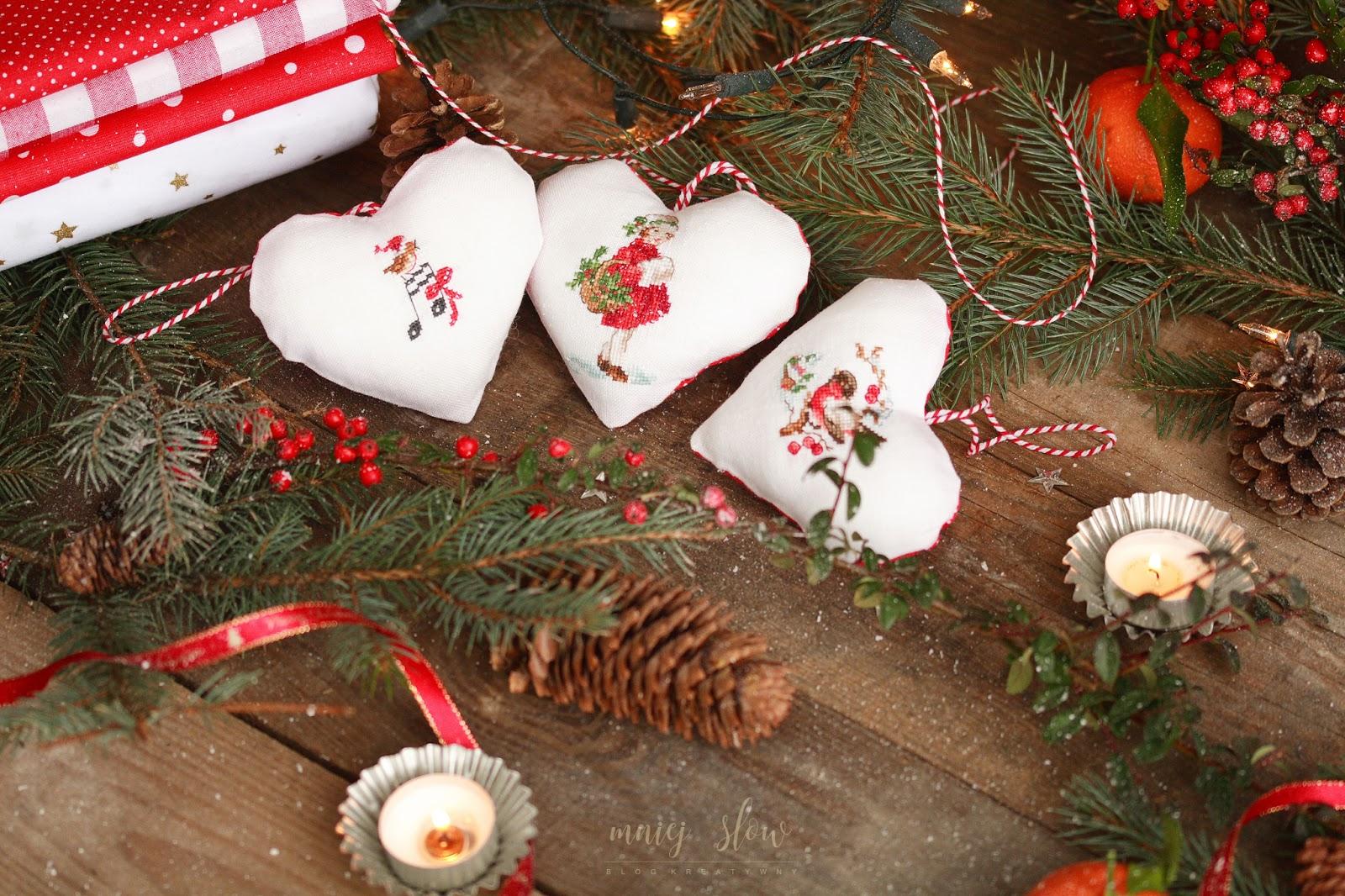 La grande histoire de Noël, La grande histoire de la montagne, La grande histoire des Cartes de vœux i Le calendrier de l'avent - Les Brodeuses Parisiennes
