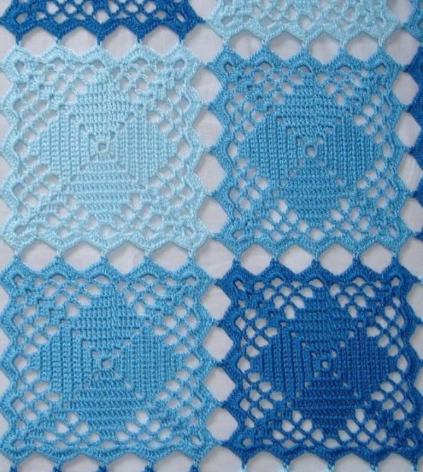 Free Crochet Twin Blanket Pattern : How to crochet: Crochet Patterns for free crochet ...