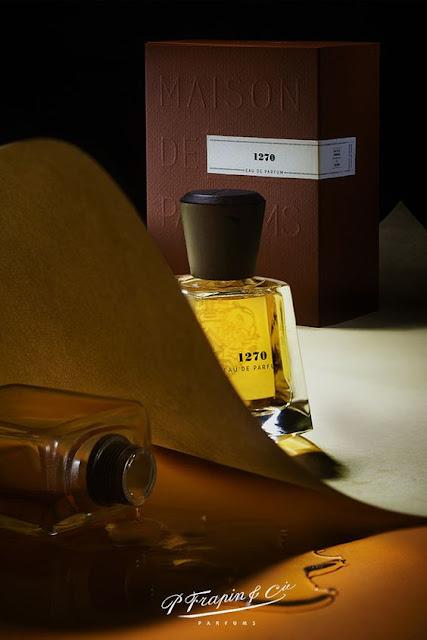 Frapin 1270 EDP -zapach prawie idealny
