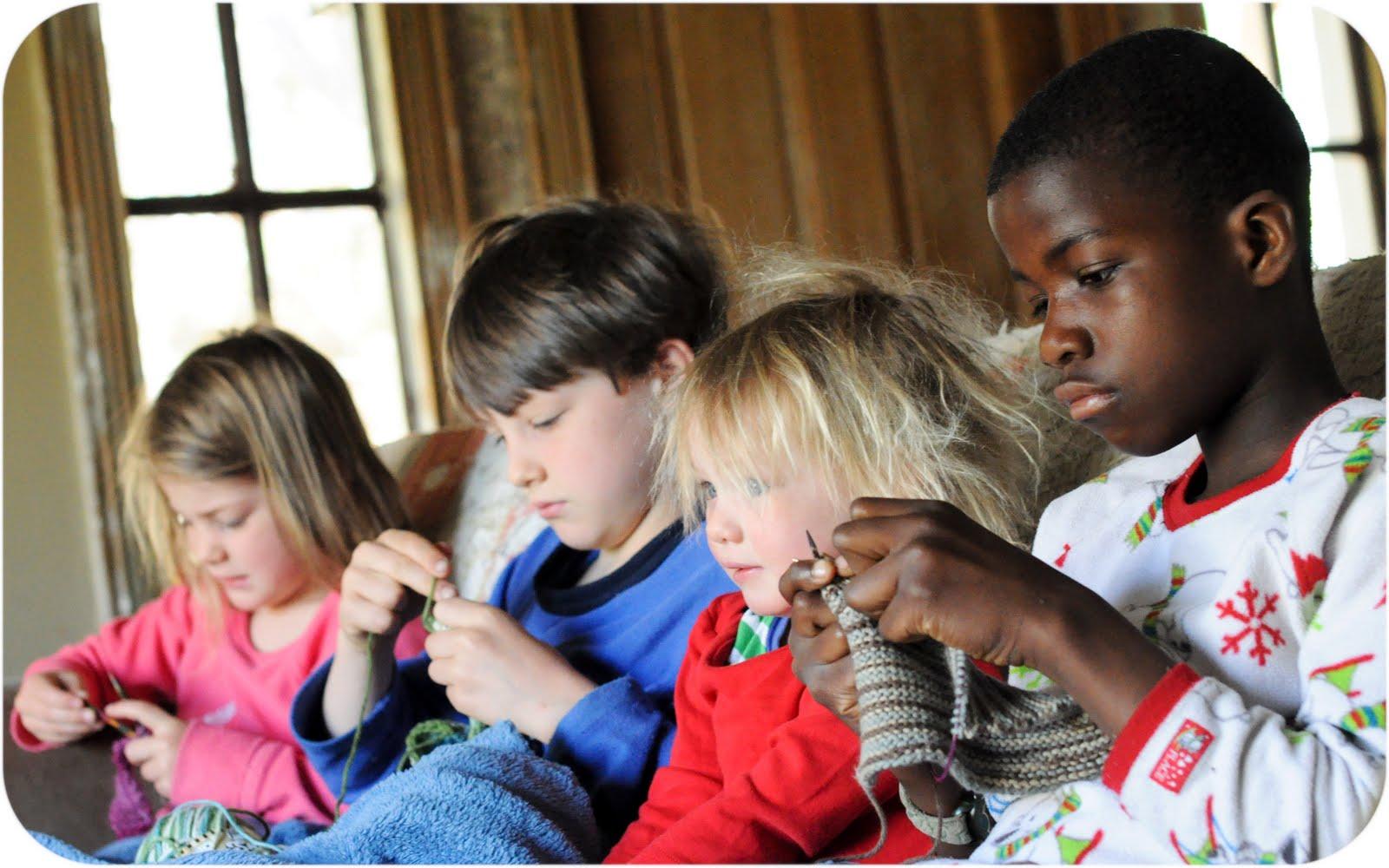 Image result for knit children