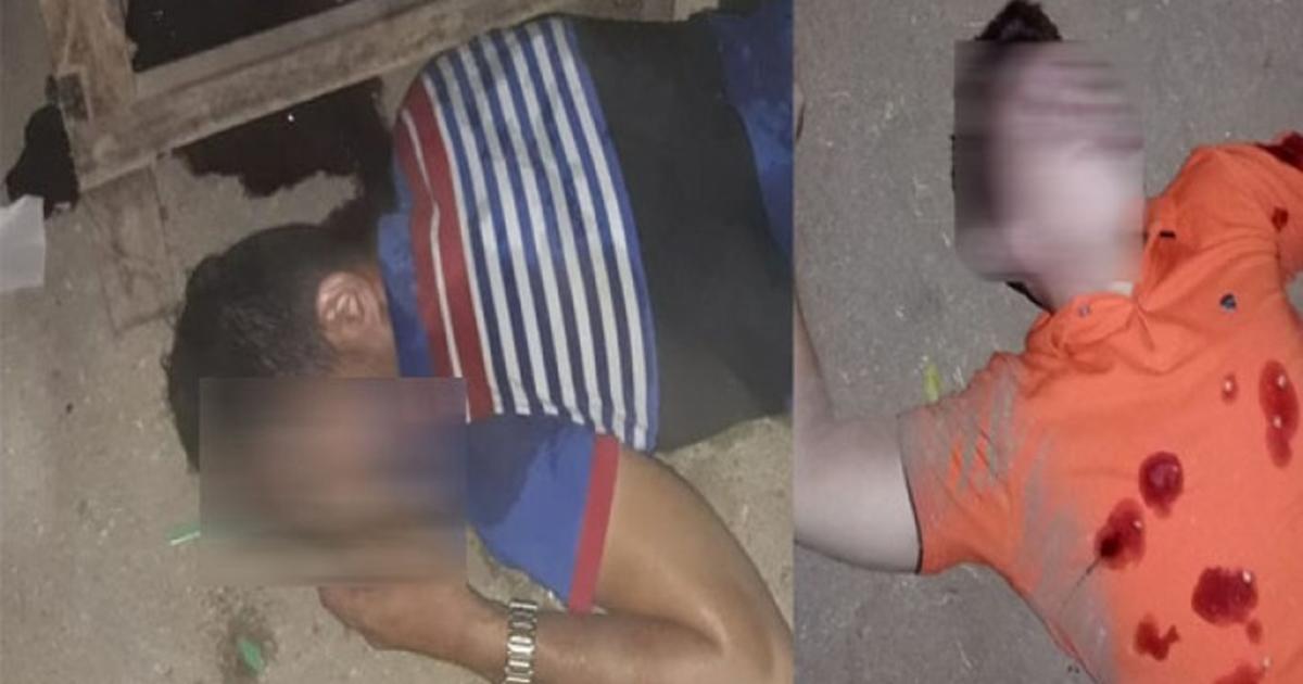 Dois jovens são mortos a tiros no sertão da Paraíba