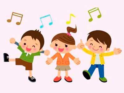 Repertorio de canciones para las rutinas del jardín