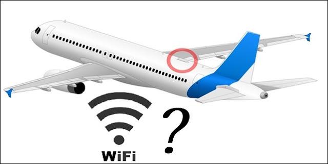 هل تعرف كيفية عمل تقنية الـ Wi Fi في الطائرات السفرية؟ الإجابة هنا