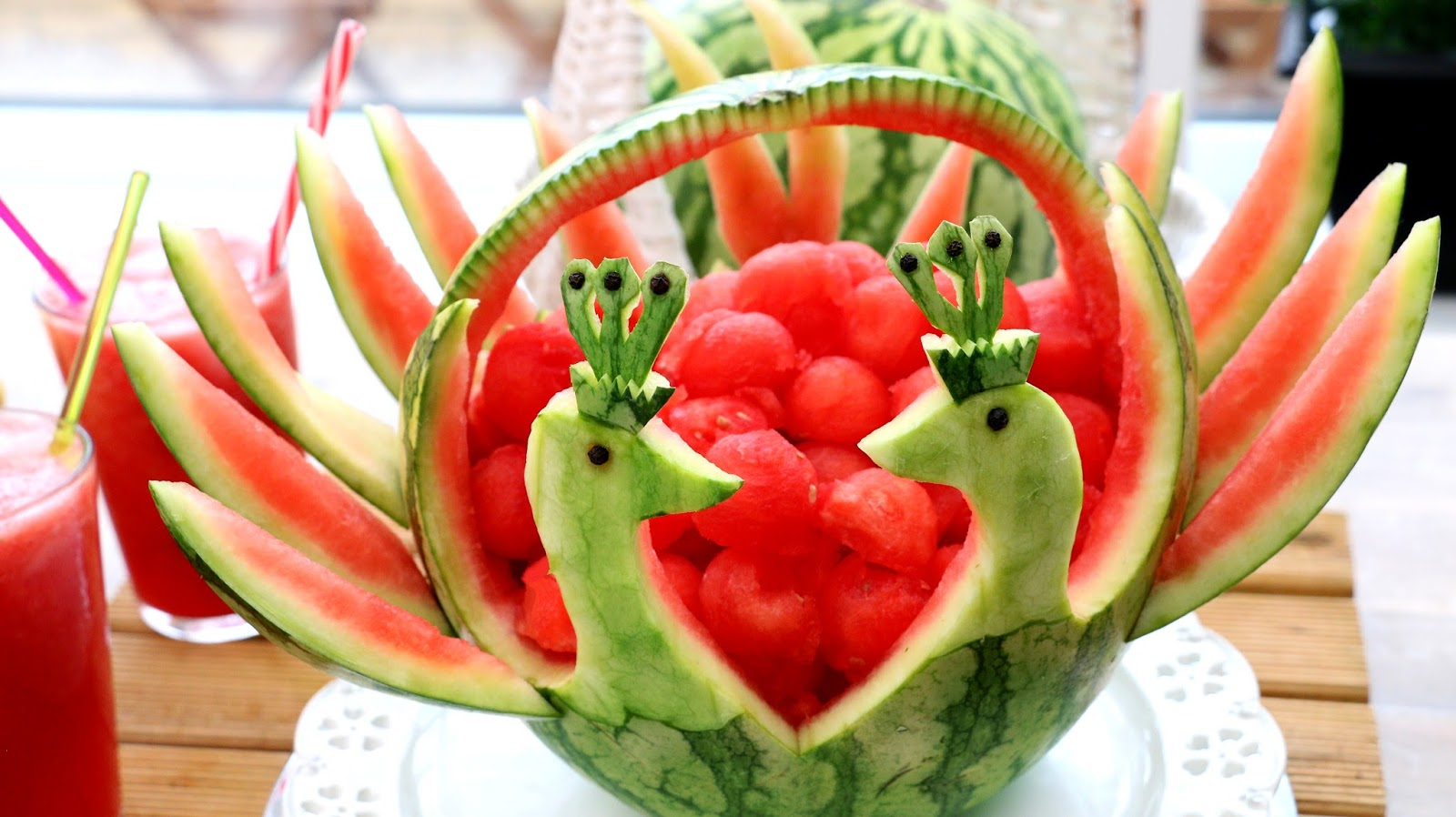 Italypaul art in fruit vegetable carving lessons art in