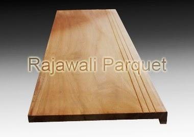 papan kayu lantai jati