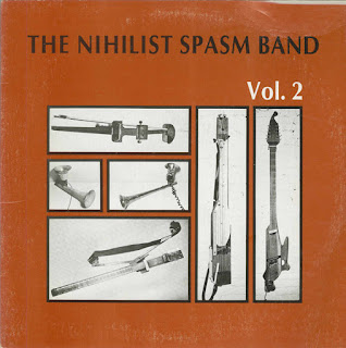 The Nihilist Spasm Band, Vol. 2
