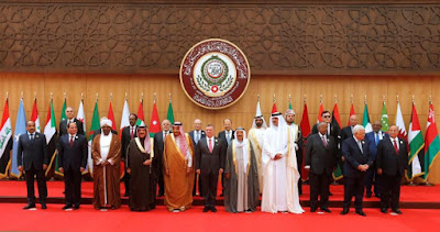 The Arab summit in Jordan
