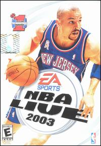 NBA Live 2003 PC Full  | 1 Link | MEGA