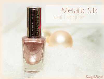 Nagellack-metallic-rose