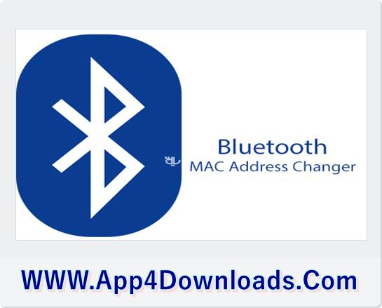 Bluetooth MAC Address Changer 1.3 Beta Download