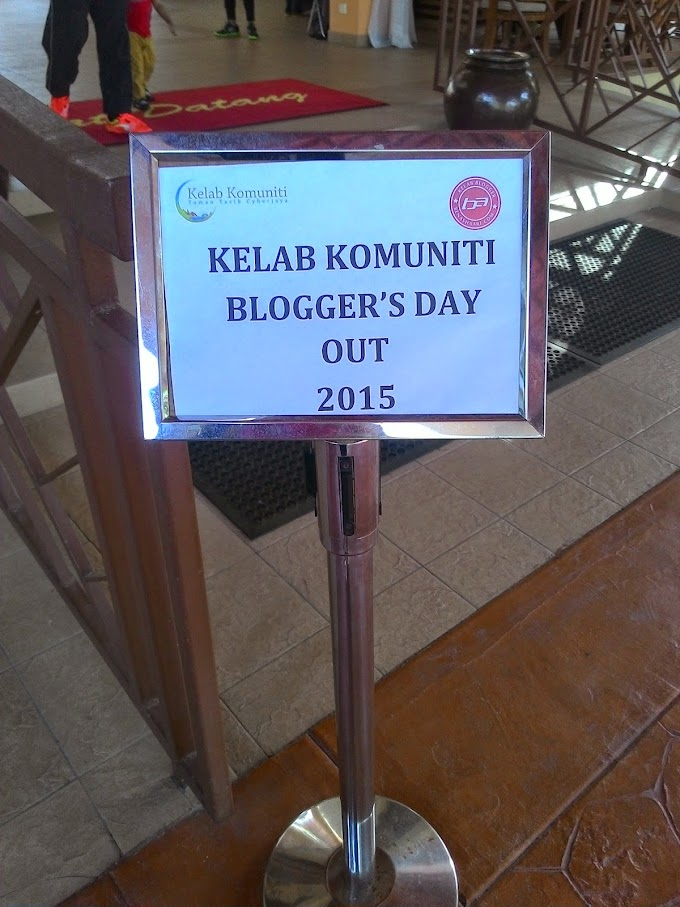 Blogger's Day Out yang havoc!!!!!