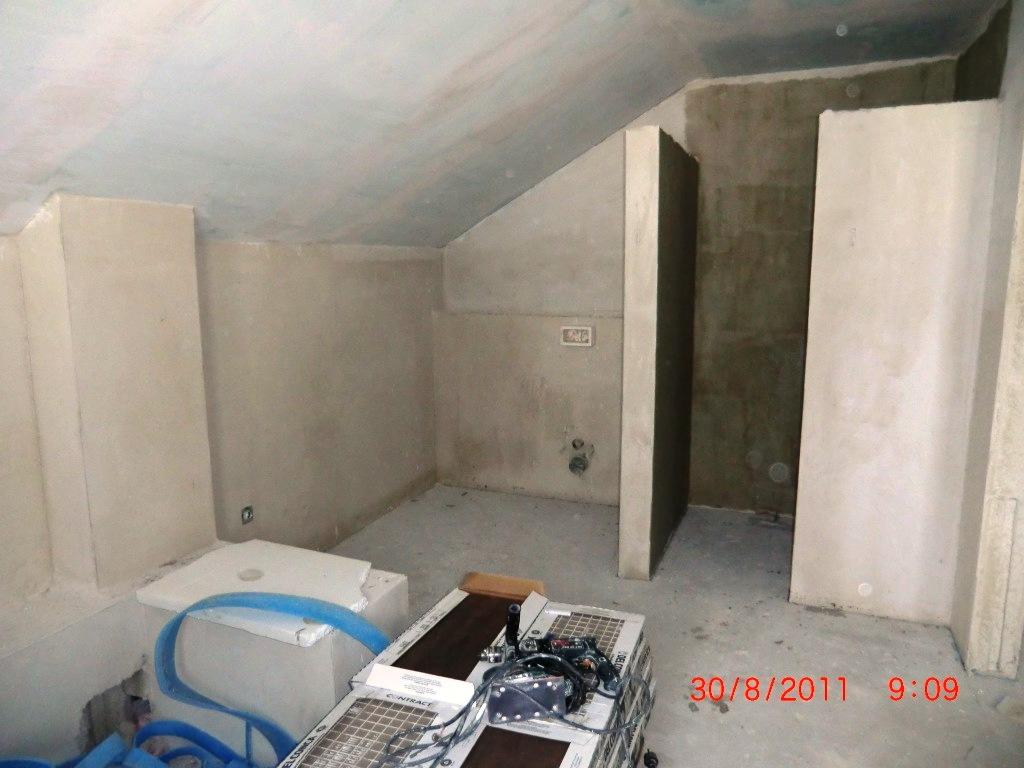 Jenny und Stefan bauen ein Haus August 2011