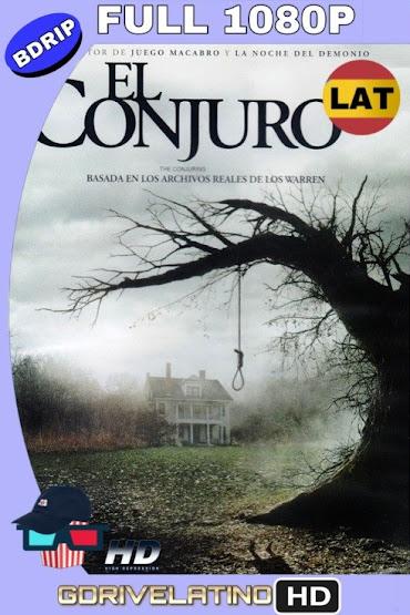 El Conjuro (2013) BDRip 1080p Latino-Ingles MKV