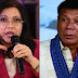 Chief Justice Sereno sends letter over public declaration of officials involved in illegal drug trade