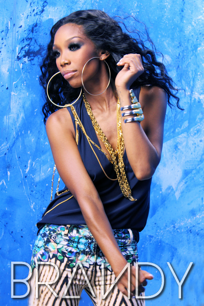 Brandy Rocks Box Braids, Dope Shoes + FIRST LOOK Of PUT IT
