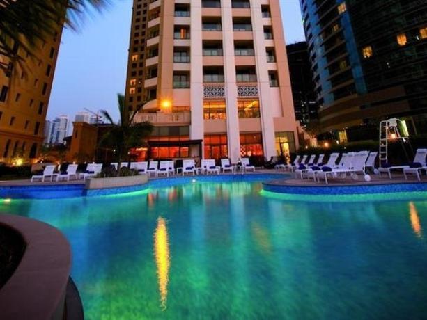 أفضل فنادق دي جي بي ار