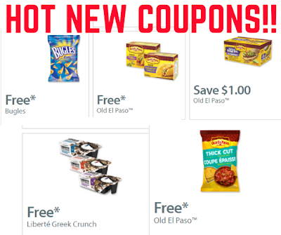 5 HOT Canadian Coupons You Can't Miss!