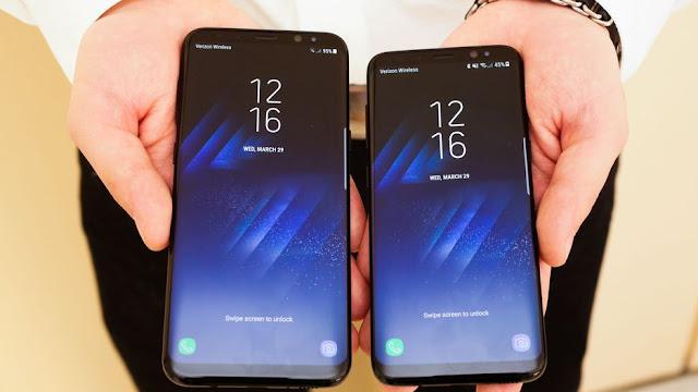 هاتف Galaxy S8+ / S8 سيحصل على تحديث أمني جديد في نوفمبر