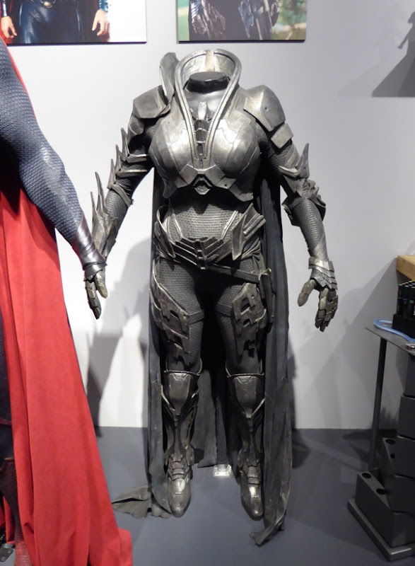 Faora-Ul Kryptonian armour Man of Steel