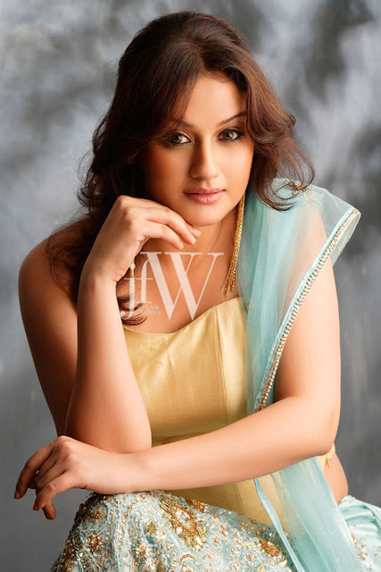 Sonia Agarwal Photoshoot for JFW