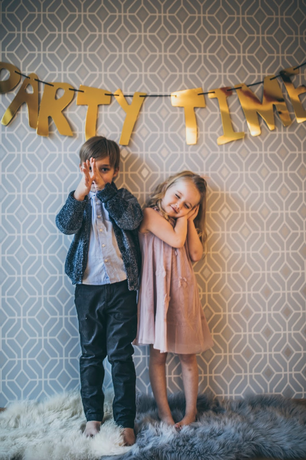 kids fun party photography