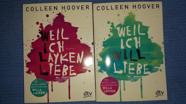 Colleen Hoover Weil ich Layken liebe / Weil ich Will liebe