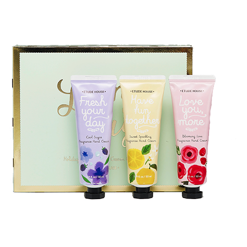 Loving Days Holiday Special Hand Cream Gift Set