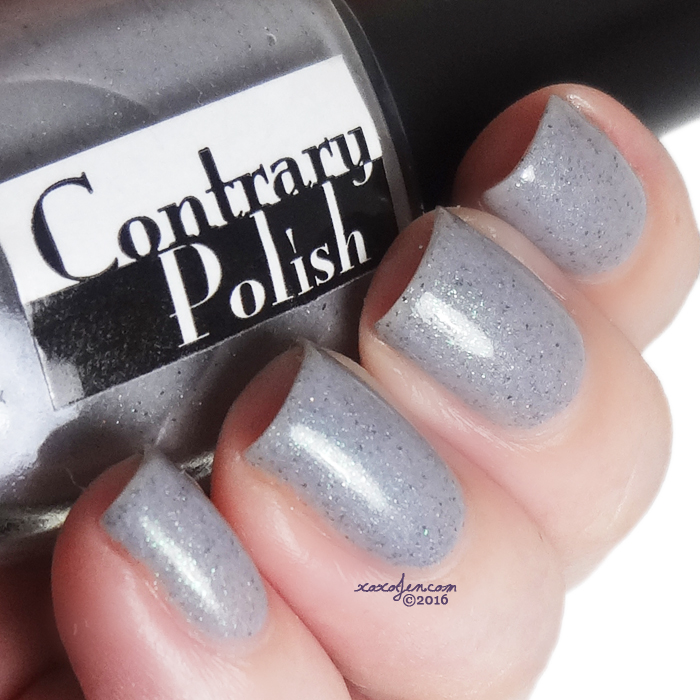 xoxoJen's swatch of Contrary Polish Fly Free