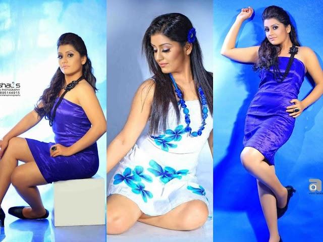 Actress Sarayu Hot Thighs Show Photos