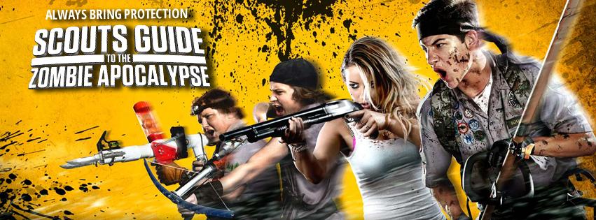 ตัวอย่างหนังใหม่ : Scout 's Guide to the Zombie Apocalypse - 3 (ลูก) เสือ ปะทะ ซอมบี้ (ซับไทย) banner