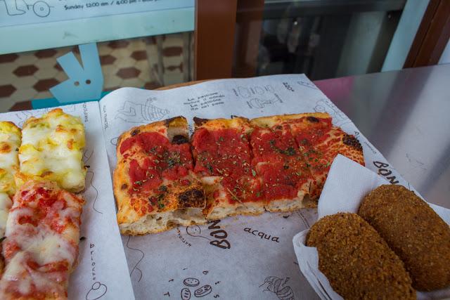 Bonci Pizzeria Rome