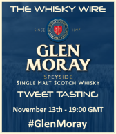 Glen Moray Tweet Tasting