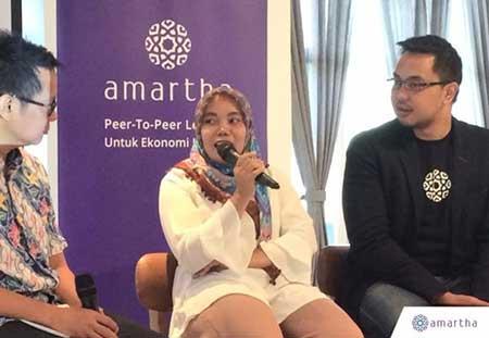 Apakah Investasi Peer To Peer Lending Amartha Aman?