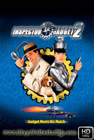Inspector Gadget 2 [1080p] [Latino-Ingles] [MEGA]
