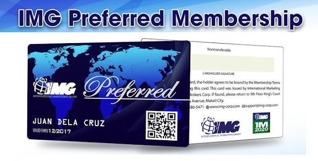 The New IMG Preferred Membership
