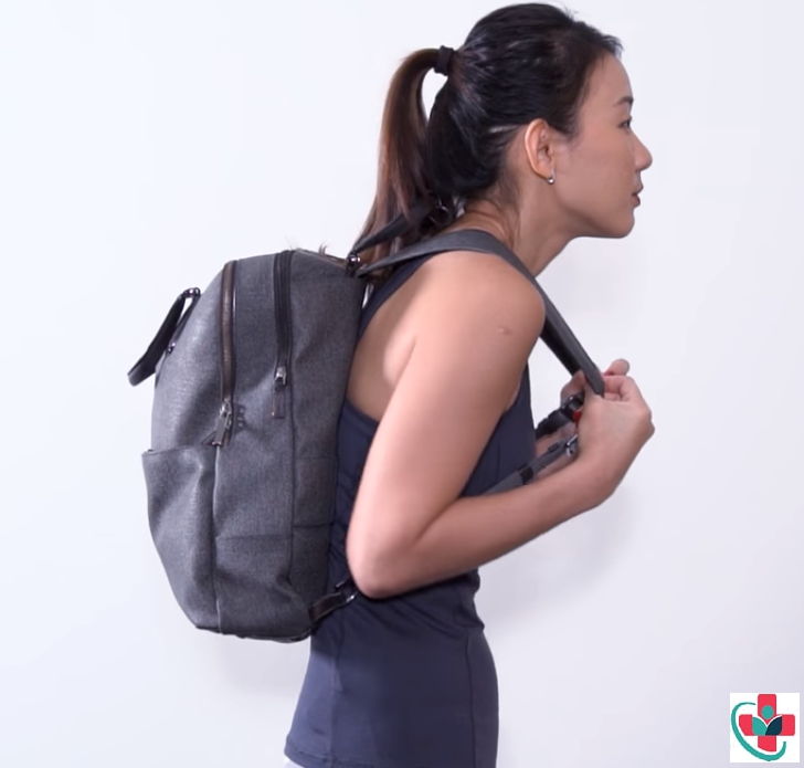 How Backpack Weight Affects Back Posture