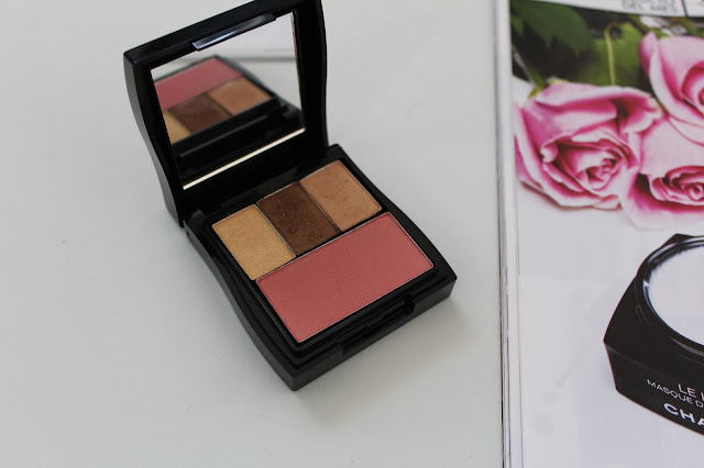 mary kay eyeshadow blush chocolate kiss honey spice strawberry cream