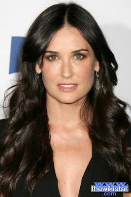 The life story of Demi Moore, American actress.