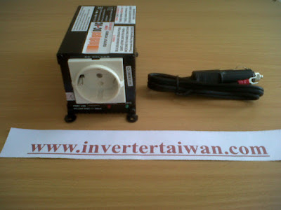 Cara Pemasangan Inverter Taiwan 150 Watt Di Mobil