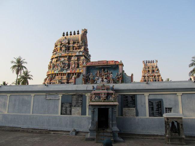 Sri Kovur Sundareswarar Temple Gajaprashta Vimanam